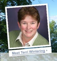 Meet Terri Wintering